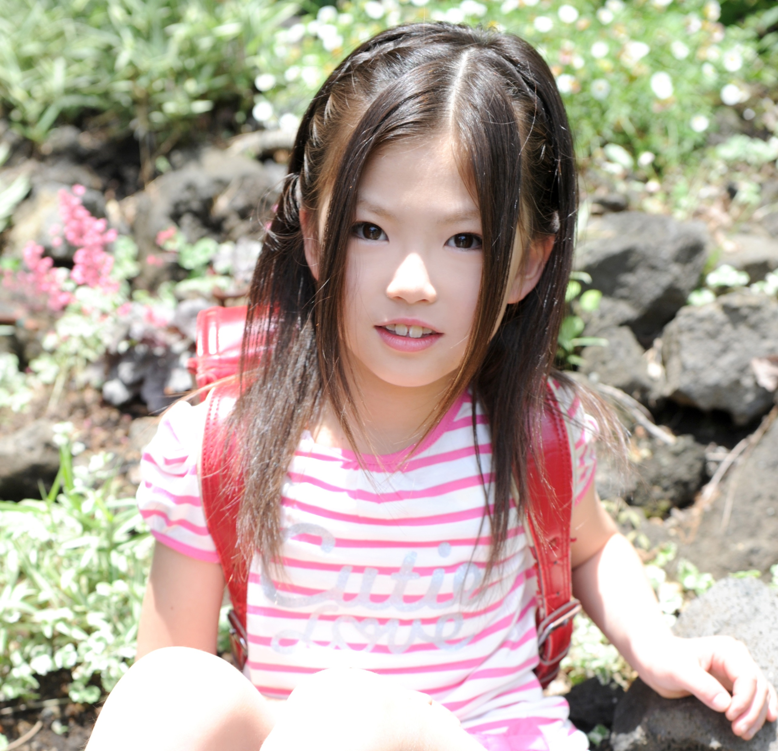 The most beautiful girl in japan